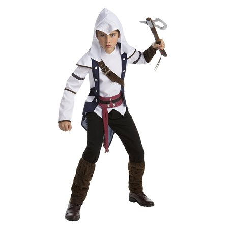 Assassin's Creed Connor Classic Teen Costume](Assassins Creed Halloween Costume)