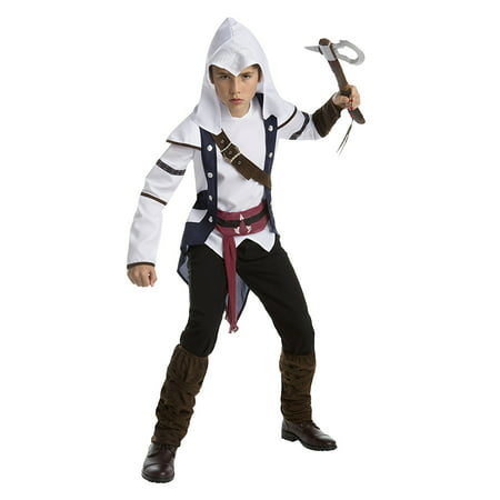Assassin's Creed Connor Classic Teen Costume](Assassin's Creed Costumes Halloween)