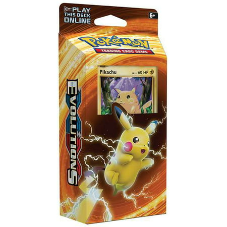 Pokemon Evolutions Pikachu Theme Deck - Pikachu Photos
