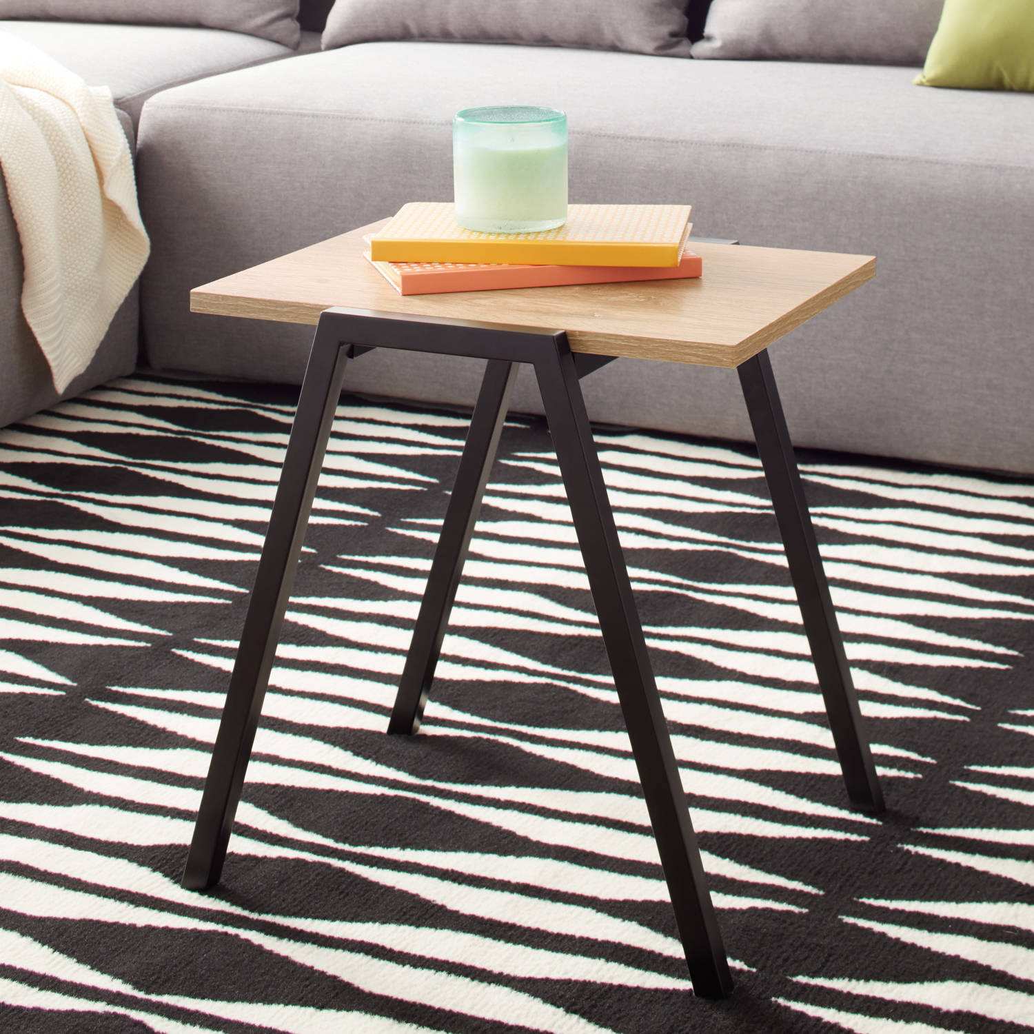 Mainstays Conrad Stacking Side Table Onsales11 Com