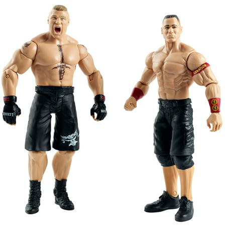 WWE Summer Slam 2pk Basic John Cena/Brock Lesnar