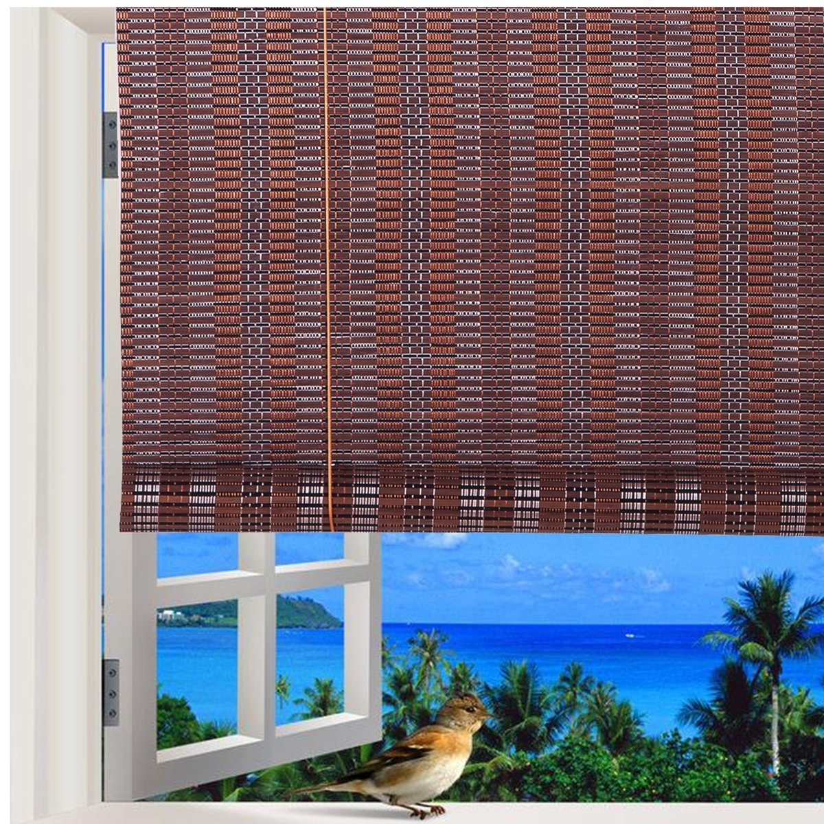 bamboo window blinds color natural bamboo roll up window blind roman sun shade wb48n1 w32 shades