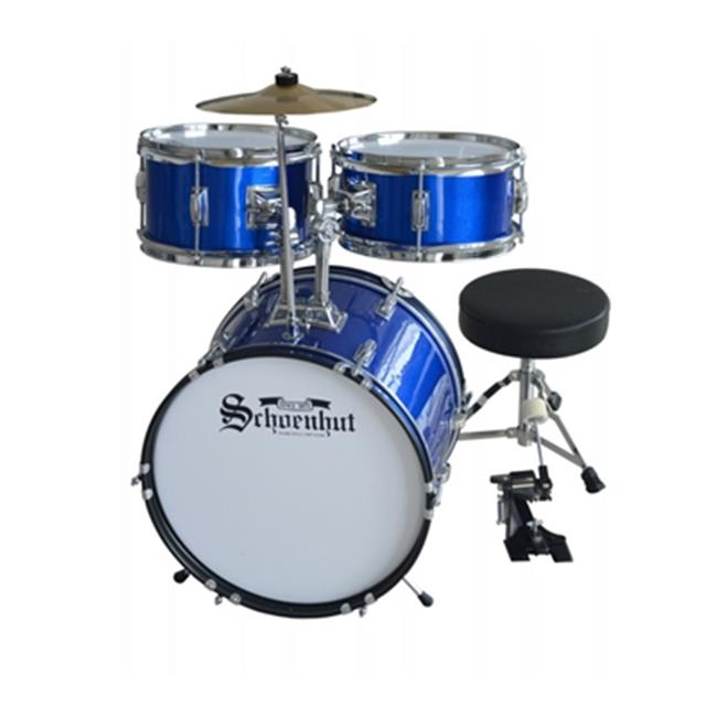 Schoenhut 5 Piece Drum Set by Schoenhut