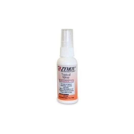 Zymox Topical Spray With 1 Hydrocortisone 2 Oz