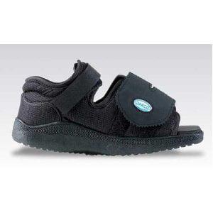 - Darco Med-Surg Shoe Black Square-Toe Men's X-Large # MQM4B
