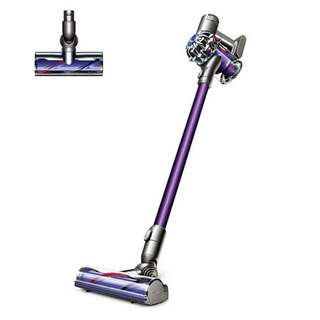 Dyson V6 Animal Cordless Vacuum - Purple (Refurbished)