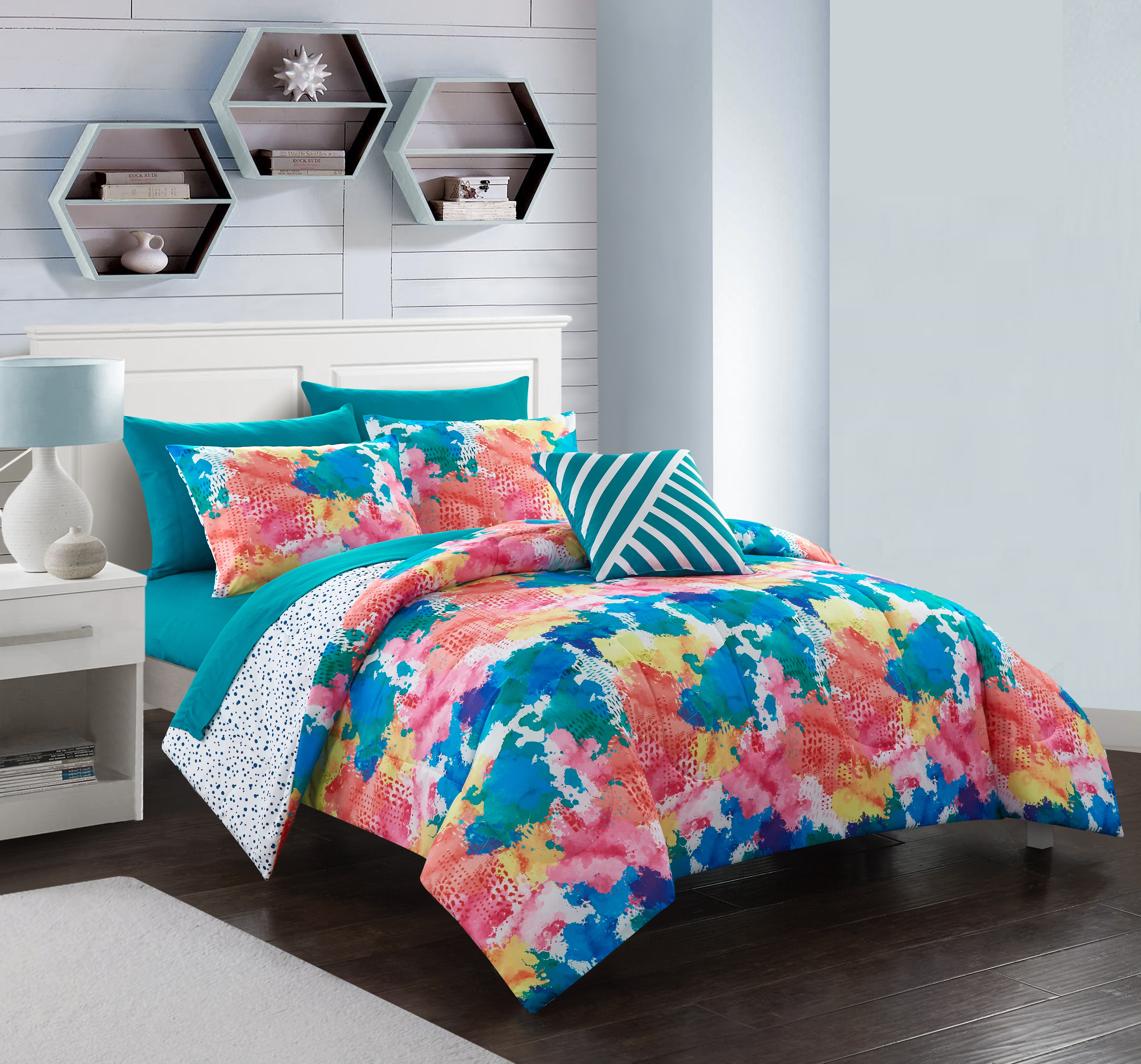 Your Zone Color Splash Bed in a Bag