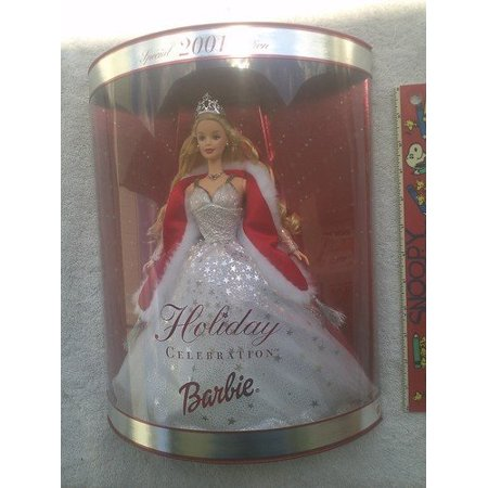 barbie holiday celebration - special edition doll 2001 ()