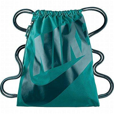 ac5c38b065 Nike Heritage Gymsack Drawstring Bag - Walmart.com