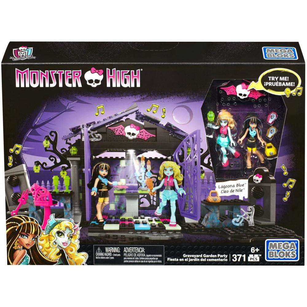 Mega Bloks Monster High Graveyard Garden Party by Rust-Oleum Corporation