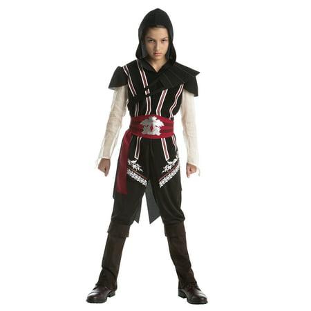 Assassin's Creed Boy Teen Ezio Classic Halloween Costume ...