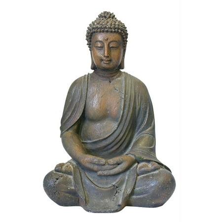 Alpine Buddha Statue ()