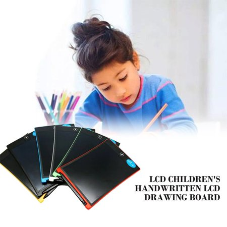 8.5 Inch LCD Handwriting Board Highlight LCD Children's Drawing Board Electronic Hand-drawn Plate Light Energy Blackboard - image 5 of 6