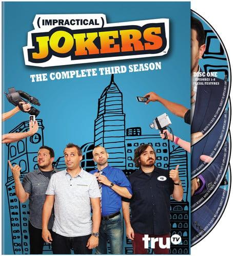 Impractical Jokers: The Complete Third Season (DVD)