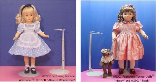 Doll Stand that FIts Dolls 12 to 20 Inches new