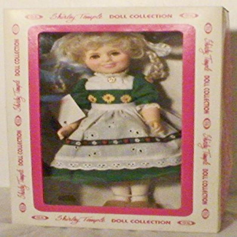 12 Inch Shirley Temple Doll By Ideal