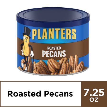 Roasted Avocado (Planters Roasted Pecans, 7.25 oz Canister )
