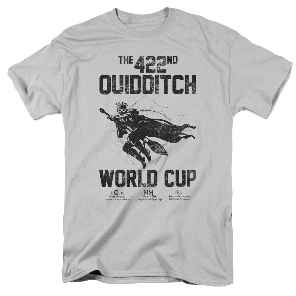 Harry Potter World Cup Mens Short Sleeve Shirt