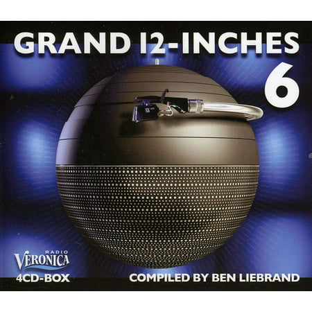 Grand 12 Inches 6 / Various (CD) ()