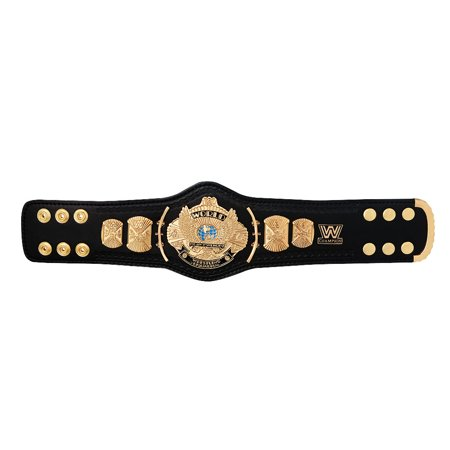 Official WWE Authentic  Winged Eagle Championship Mini Replica Title Belt](Wwe World Heavyweight Championship Belt)