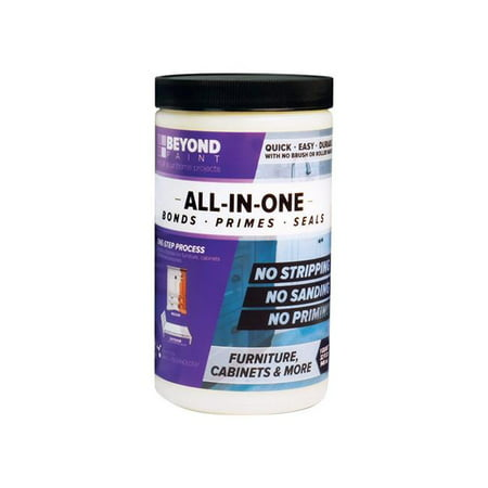 Beyond Paint 1631720 1 qt All-in-One Interior & Exterior Acrylic Paint -