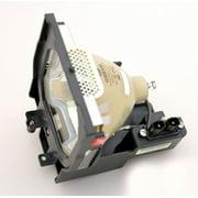 Sanyo PLC-XF46 Projector Housing with Genuine Original OEM Bulb