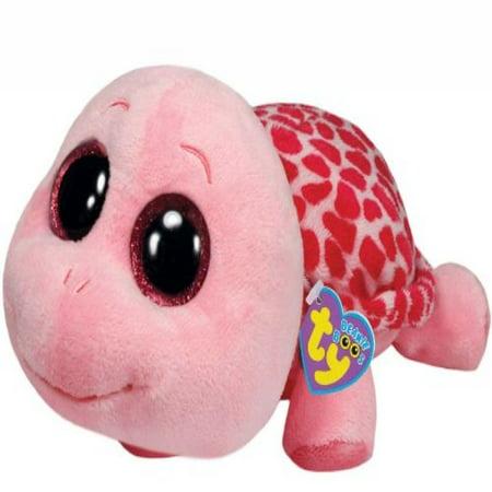 Ty Beanie Boos Myrtle Turtle Plush, Pink](Mario Bros Turtle)