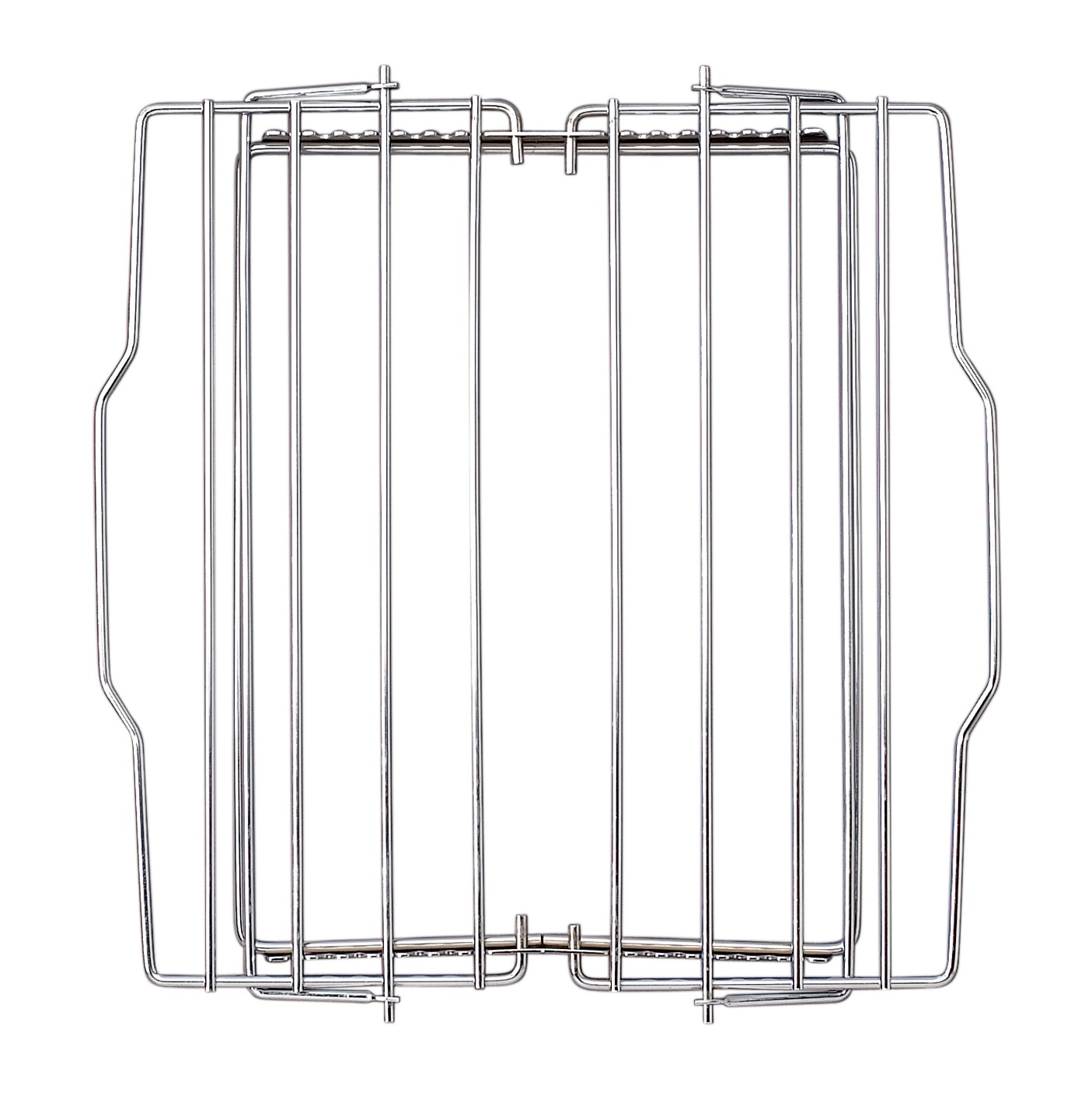 Harold Import Company Chrome Wire Adjustable Roast Rack by Harold Import Company