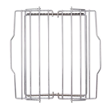 Harold Import Company Chrome Wire Adjustable Roast Rack