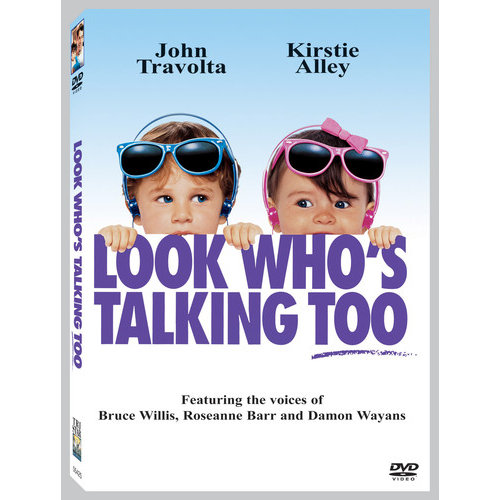 Look Who's Talking, Too (Full Frame, Widescreen)