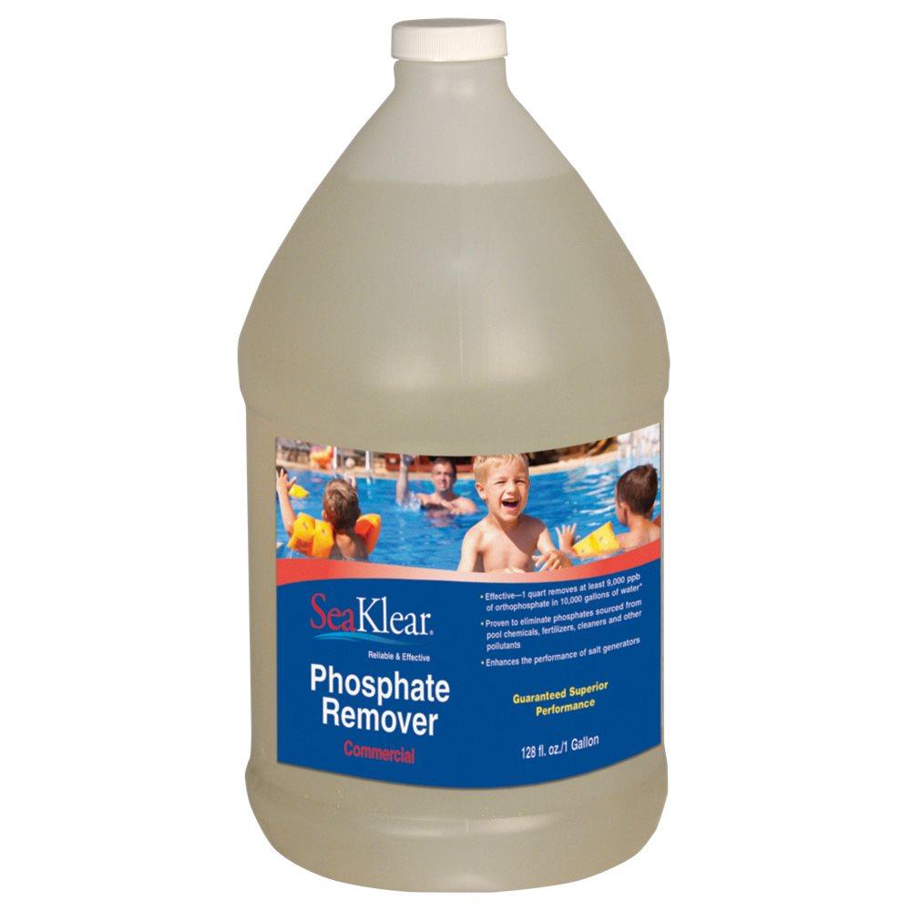 SeaKlear SKZ-U-G Commercial Pool Phosphate Remover, 1-Gallon