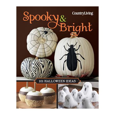 Spooky & Bright : 101 Halloween Ideas](Minimal Halloween Ideas)
