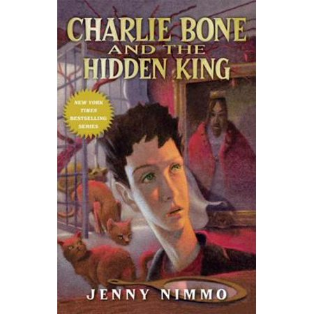 - Children of the Red King #5: Charlie Bone and the Hidden King - eBook