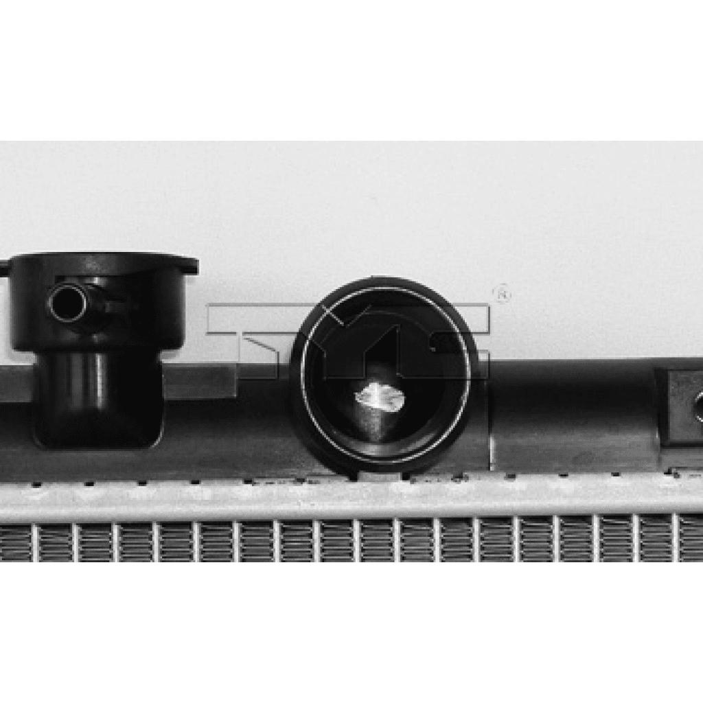 TYC 03-06 Mb Otldr 2.4L L4 At 1R Pa Rad