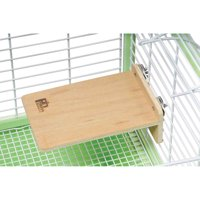Prevue Pet Small Straight Platform Wood - 3200