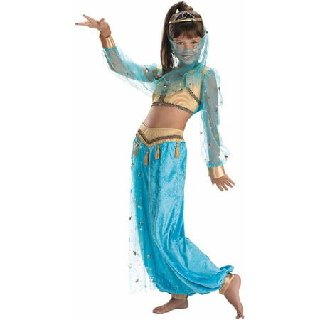 Mystical Genie Child Halloween - Male Genie Costume