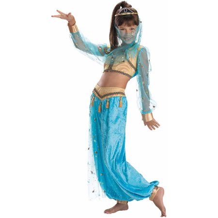 Mystical Genie Child Halloween Costume - Genie Child Costume
