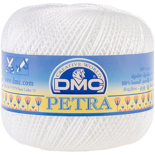 "/""Aunt Lydia/'s Extra Fine Crochet Thread Size 30-White Set Of 3/"""