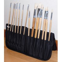 Product Image Just Stow It Easel Back Zipper Brush Case b53102c3744bc