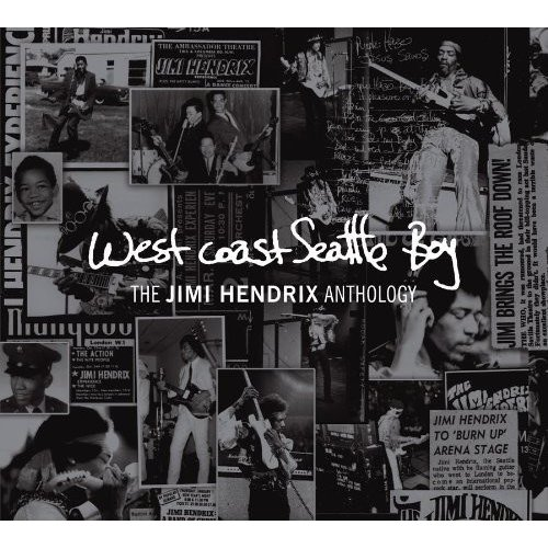 West Coast Seattle Boy: The Jimi Hendrix Anthology (Deluxe Edition) (CD/DVD)