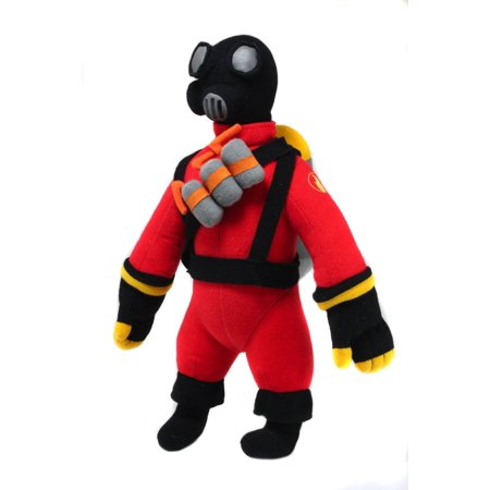 Plush - Team Fortress - Pyro 13