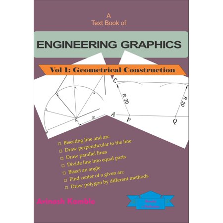 A Text Book of Engineering Graphics - eBook