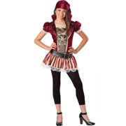 Swashbuckling Sass Girl's Pirate Costume