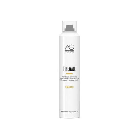 AG Hair  Firewall Argan Shine & Flat Iron Spray 5oz