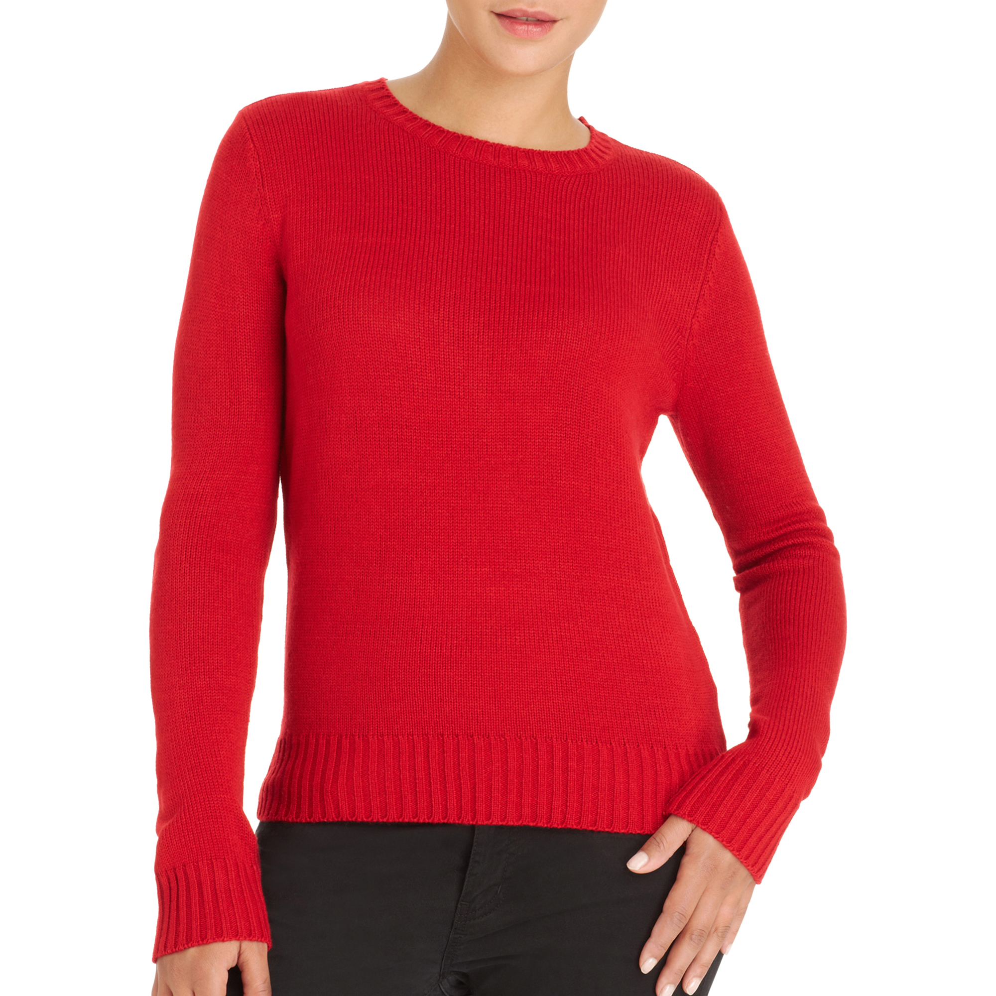 Women's Collection Crew Neck Sweater