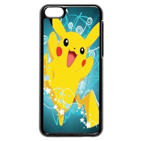 Pikachu Gifts (Happy Pikachu iPhone 5c Case)