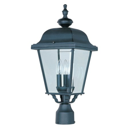 Maxim Builder Cast Outdoor Post Lantern -24H in.