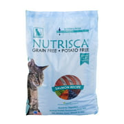Nutrisca Catswell Salmon Recipe Dry Cat Food, 13 lb