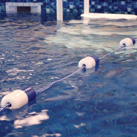 Blue Torrent 24' Safety Rope Line Kit for Swimming -