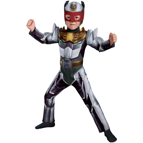 Power Rangers Robo Knight Megaforce Toddler Muscle Dress-Up Costume